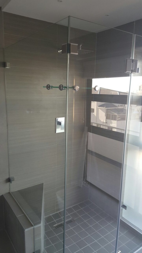 Frameless Glass Door Systems